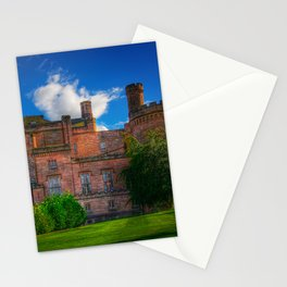 Dalhousie Castle of Scotland Stationery Cards