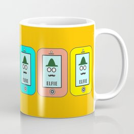 Elfie Coffee Mug