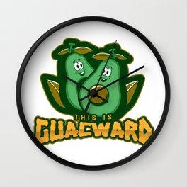 This is Guacward Wall Clock