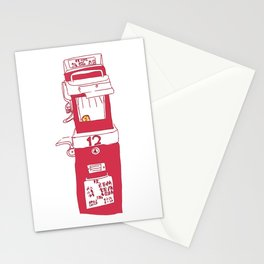 HONG KONG TRAM Stationery Cards