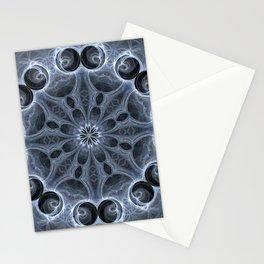 Fractal Manadala Stationery Cards