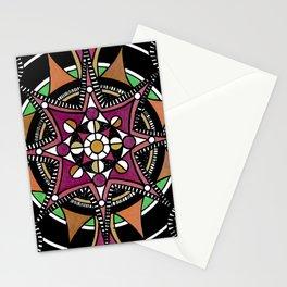Mandala 011 Stationery Cards