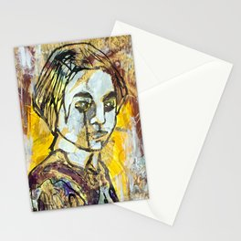 Peasant Queen Stationery Cards
