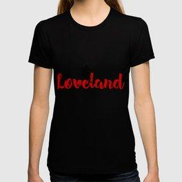 Ski at Loveland T-shirt