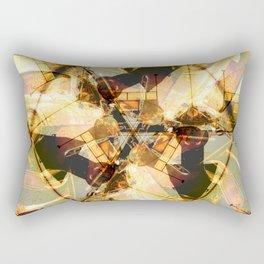 Directional Difficulties! Rectangular Pillow