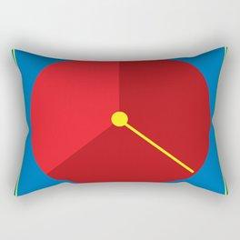 Clock lost Rectangular Pillow