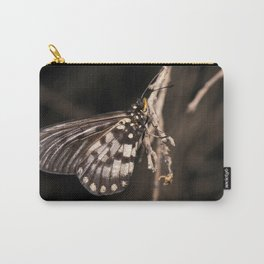 Acraea andromacha butterfly Carry-All Pouch