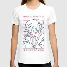 Beautiful Geisha T-shirt