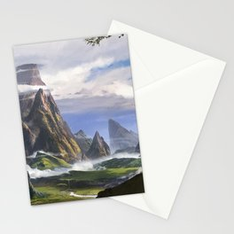 Olympus Stationery Cards