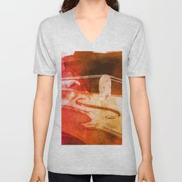 Color Violin, products from my limited edition print Unisex V-Neck