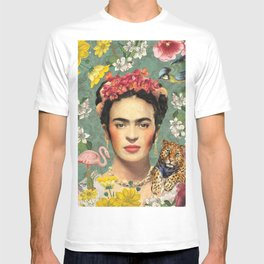 Frida Kahlo X T-shirt