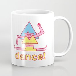 Funky Dancer #2 Coffee Mug