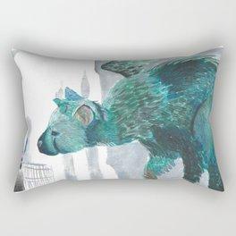 Trico Rectangular Pillow