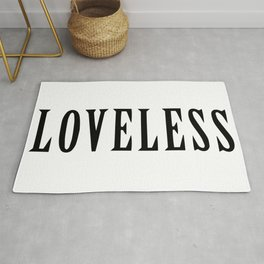 Loveless Final Gaming Fantasy VII Retro Gaming MBV Rug