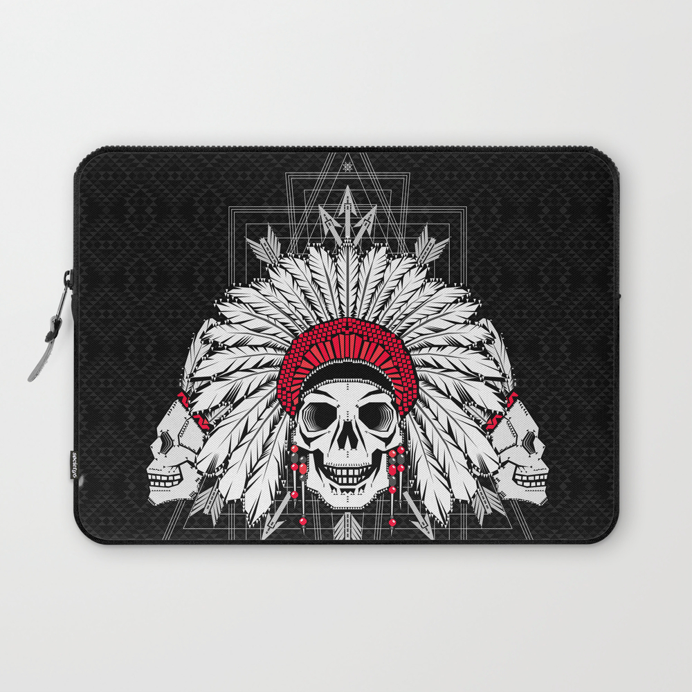 Southern Death Cult Laptop Sleeve LSV801777