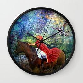 Starlight Journey Wall Clock