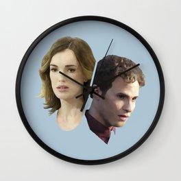 FitzSimmons Wall Clock