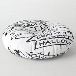HP Series Signage Floor Pillow
