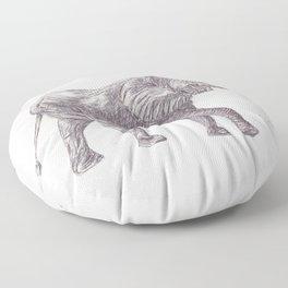 BALLPEN ELEPHANT 14 Floor Pillow