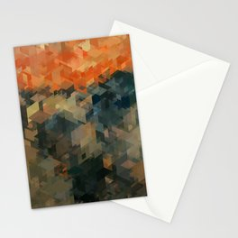 Panelscape Iconic - The Scream Stationery Cards