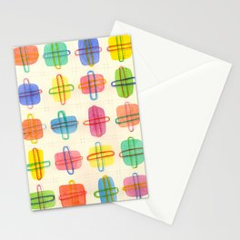 Four by Five Number One Stationery Cards