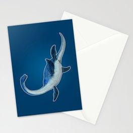 Elasmosaurus Stationery Cards