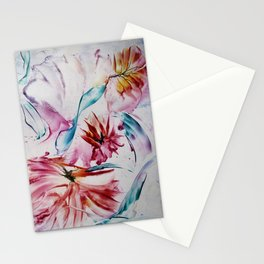 Asters Stationery Cards