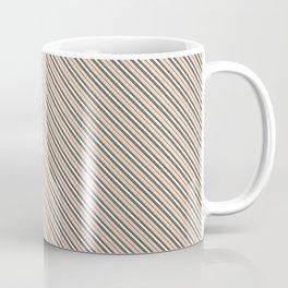 Making Marks Diagonal Stripes Coffee Mug