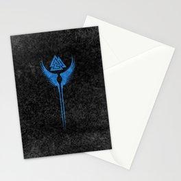 Vikings Valkyrie of Odin Stationery Cards