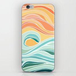 Sea and Sky II iPhone Skin
