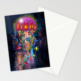 perfect reflection Stationery Cards