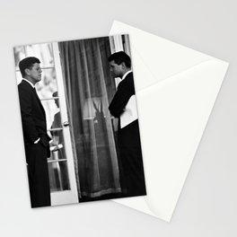 President John Kennedy And Robert Kennedy Stationery Cards