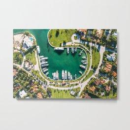 Miami Beach Florida Metal Print