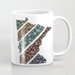 Minnesota Rainbow Mug Coffee Mug
