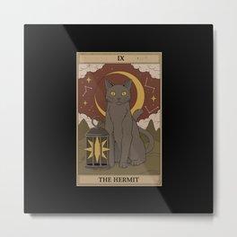 The Hermit Metal Print