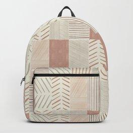 Rustic Tiles 02 Backpack