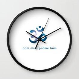 Ohm Wall Clock