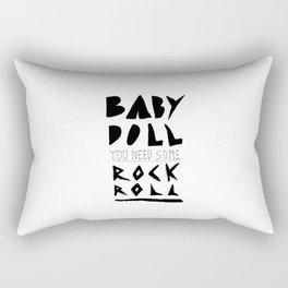 Baby Doll Rectangular Pillow
