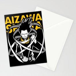 Aizawa Shota Stationery Cards