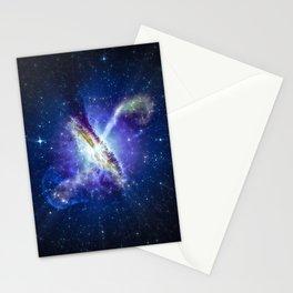 Nebula Outburst Stationery Cards