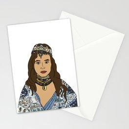 No Ban No Wall   Art Series - The Jewish Diaspora 007 Stationery Cards