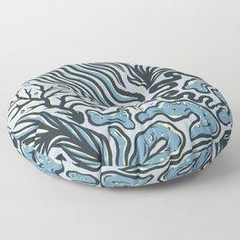 OCEAN CRUST Floor Pillow