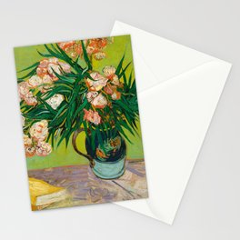 Vincent Van Gogh - Oleanders Stationery Cards
