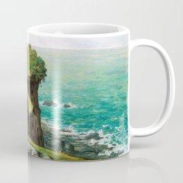 Jean-Francois Millet - Cliffs Of Greville - Digital Remastered Edition Coffee Mug