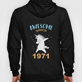 Awesome since 1971 Hoody
