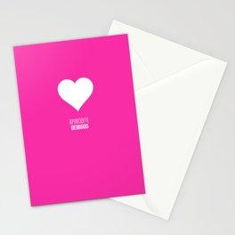 Aphrodite Demigod Stationery Cards