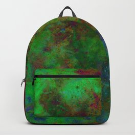 HANDPAINTED UNIVERSE Backpack