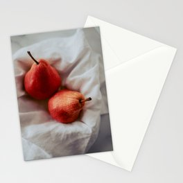 Pair of Pears Stationery Cards