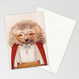 Hedgehog Stationery Cards