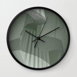 SoundScape 4.1 in Fog Wall Clock